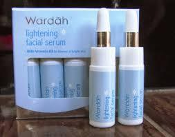 Wardah Lightening Facial Serum